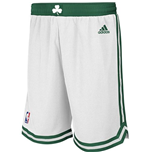 Short Boston Celtics New Swingman Adidas Blanc