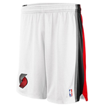 Short New Swingman Portland Trail Blazers Adidas Blanc