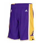 Short New Swingman Los Angeles Lakers Adidas Violet