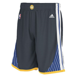 Short New Swingman Golden State Warriors Adidas Gris Ardoise