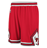 Short Swingman Chicago Bulls Adidas Rouge