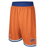 Short Swingman New York Knicks Adidas Orange
