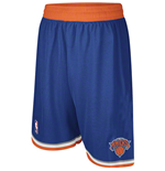 Short Swingman New York Knicks Adidas Bleu Royal