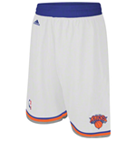 Short New Swingman New York Knicks Adidas Blanc