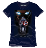T-shirt Captain America  198454
