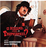 Vinyle Ennio Morricone - Ci Risiamo, Vero Provvidenza? (Ltd. Edition Transparent Orange Vinyl 180gr.)