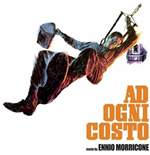 Vinyle Ennio Morricone - Ad Ogni Costo (Ltd. Edition Transparent Orange Vinyl 180gr.)
