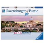 Puzzle Ravensburger 15063 - Rome Panorama