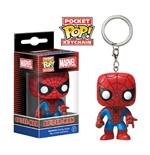 Porte-clés Spiderman Marvel Pocket Pop