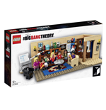 Legos et MegaBloks Big Bang Theory 199339
