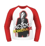 T-shirt Manches Longues AC/DC - Powerage