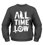 Sweat-shirt All Time Low CHRISTMAS LOGO