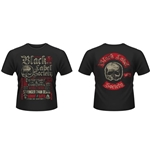 T-shirt Black Label Society DESTROY & CONQUER