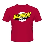 T-shirt Big Bang Theory 199562
