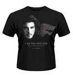 T-shirt Le Trône de fer (Game of Thrones) - Watcher On The Walls