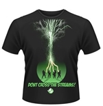T-shirt Ghostbusters - DON'T Cross The Streams