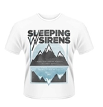 T-shirt Sleeping With Sirens DARK MOUNTAINS
