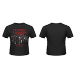 T-shirt Cannibal Corpse - Butchered At Birth (2015)