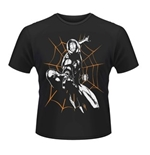 T-shirt Spiderman Marvel Ultimate Noir