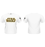 T-shirt Star Wars: Le Réveil de la Force - Hyperspace Logo