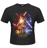 T-shirt Star Wars: Le réveil de la Force Poster