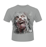T-shirt Walking Dead Jumbo - Walker Face