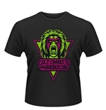 T-shirt Wwe - Ultimate Warrior 2