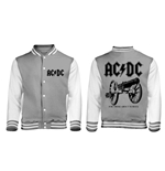 Veste Varsity AC/DC For Those About To Rock