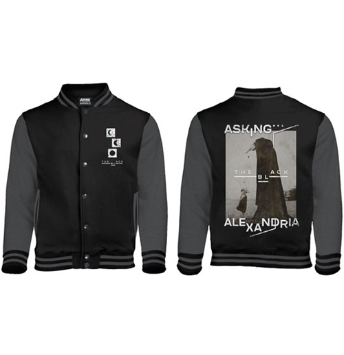 Veste Varsity Asking Alexandria - The Black Original Art