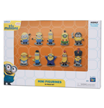 Les Minions pack 10 figurines 5 cm