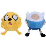 Peluches Rondes Adventure Time