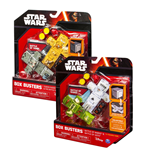 Box Busters Starter Star Wars 2 Packs Assortiment (4)