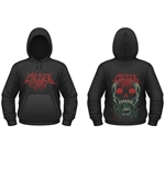 Sweat-shirt Chelsea Grin SKULL BITE