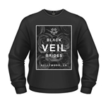 Sweat-shirt Black Veil Brides BLACK BOX