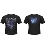 T-shirt Fear Factory - Demanfacture