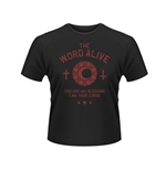 T-shirt The Word Alive CURSE
