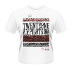 T-shirt Twenty One Pilots - Athletic Stack