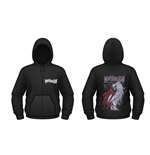 Sweat-shirt New Years Day LONG HAIR SKULL