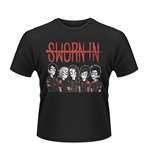 T-shirt Sworn In - Zombie Band