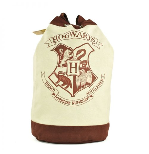 Harry Potter sac de marin Hogwarts Crest