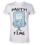 T-shirt Adventure Time - Party Time (Unisexe)
