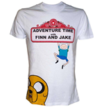 T-shirt Adventure Time 201341