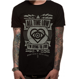 T-shirt All Time Low  201718