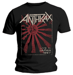 T-shirt Anthrax  201775