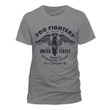 T-shirt Foo Fighters  202617