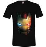 T-shirt The Avengers - Iron Man Helmet