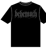 T-shirt Behemoth  203973