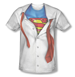T-shirt Superman Button-Down