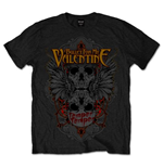 T-shirt Bullet For My Valentine - Winged Skull