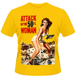 T-shirt Attack Of The 50FT Woman 204845